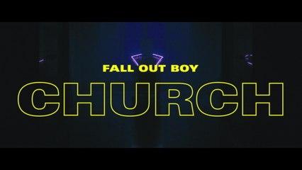 Fall Out Boy - Church