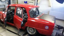 Alfa Romeo Gulietta Race - Dyno Run at Beek Auto Racing