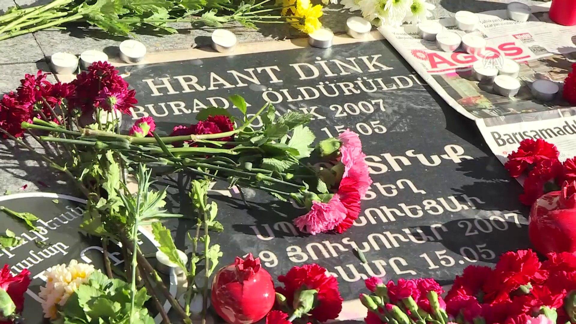 Hrant Dink suikastının 11. yılı - İSTANBUL