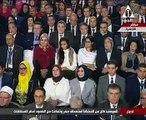 السيسى يوجه الشكر لـ4 مؤسسات و3 فئات فى المجتمع المصرى