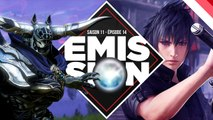 Gamekult l'émission #355 : Dissidia Final Fantasy NT