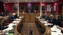 Dartmouth U.K. Councillor Gina Coles explodes and walks out of Council meeting