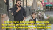 Scott Disick takes kids Mason and Penelope for plush meal l Celebrity 24h News
