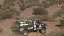 Dakar 2018 : Villagra perd le Dakar en camion, Rouckova au bout d'elle même