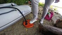 Рыбалка на Оке. Встреча клуба Рыбалка в Подмосковье на реке Ока. Удачная рыбалка