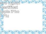 Certificato Apple MFi KanaaN Cavo Lightning a USB certificato MFi per Apple iPhone 7