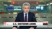 U.S. Congress faces looming government shutdown as deadline approaches