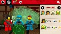 LEGO Ninjago WU CRU - Zane, Cole and Lloyd UNLOCKED Gameplay Walkthrough Part 14 (ios, Android)