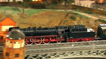 Steam Locomotive DRG Class 01 - Germany's Big Boy Steam Train in O Scale | Pilentum Television - The world of model trains