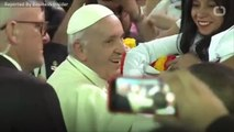 The Pope Weds Two Flight Attendants Midair