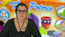 Joustra Terra Poterie - Démo de latelier créatif en français