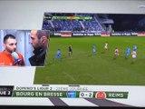 2017 Ligue 2 J22 BOURG EN BRESSE REIMS 0-2, les + du blog,  le 23/01/2018