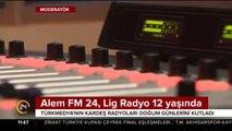 Alem FM 24, Lig Radyo 12 yaşında
