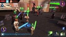 Star Wars Galaxy Of Heroes Best Way To Get Zetas - video dailymotion
