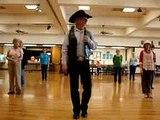 Cowboy Cha Cha ( Line Dance ) Walkthrough