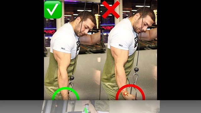 Common workout mistakes | six pack exercises | Arms workout | Gym mistakes | Bodybuilding mistakes