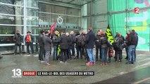 Drogue : le ras-le-bol des usagers du métro parisien