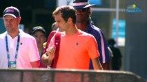 """Open d'Australie 2018 - Roger Federer : """"Je suis dangereux pour tout le monde quand je joue comme ça"""""""