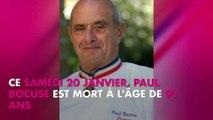 Paul Bocuse mort : Cyril Lignac lui rend un tendre hommage sur Instagram