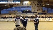 Coupe de France des Clubs à Romans : la triplette décisive !