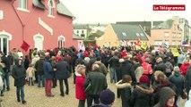 Plouhinec (29). 400 manifestants contre la fermeture du lycée Jean-Moulin