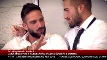 Non Succederà Più - 20 Gennaio 2018- Alex Migliorini e Alessandro D'Amico (Uomini & Donne)