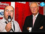 BARRY HEARN father of Eddie Hearn talks about his move into darts