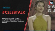 Netflix's Sacred Games: Anurag Kashyap, Radhika Apte on Narcos comparisons, piracy