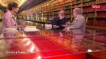 Livres & vous, le réalisateur Dominique Farrugia et l'écrivain Marc Lambron jouent au jeu des points communs