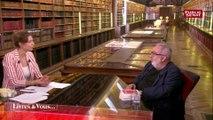 Livres & vous, Dominique Farrugia parle des auteurs présents dans sa bibliothéque