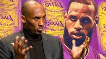 Kobe Bryant REACTS To Lebron James Joining Lakers!