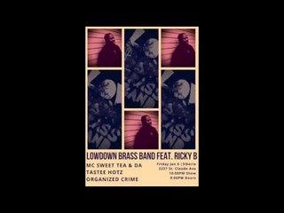 Ponder This Lowdown Brass ft Ricky B