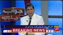 Ap Pakistan Ki Awaz Nahi Hain Ap Bharat Ki Awaz Hain.. Dr. Danish Slamming Those Who Oppose Kala Bagh Dam