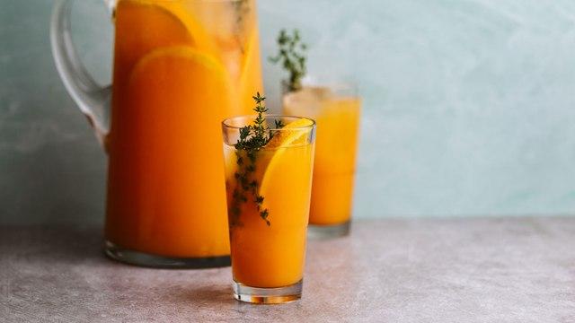 Summerthyme Screwdriver Cocktail Recipe - Liquor.com