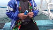 フィリピンで世界一危険なGT船釣り!