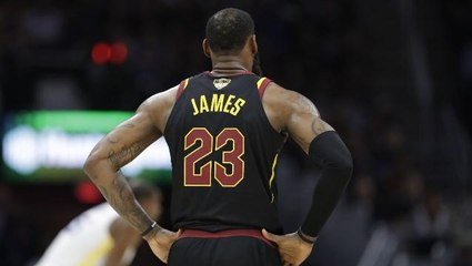 LeBron James' move to LA sends celebs and NBA players into frenzy