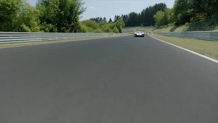 Porsche Nurburgring Record
