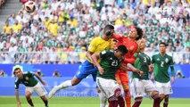 Mondial: le réveil de Neymar envoie le Brésil en quart
