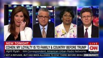 'That loyalty was for yesterday': April Ryan reveals Michael Cohen has 's*x, lies and videotape'