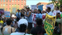 35 Arrested in Connecticut Protest of Zero-Tolerance` Immigration Policy