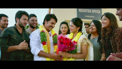 Jamba Lakadi Pamba Movie New Teaser Trailer _ Srinivas Reddy _ Siddhi Idnani - Movies Media