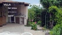 A vendre - Maison/villa - Les adrets de l esterel (83600) - 10 pièces - 320m²