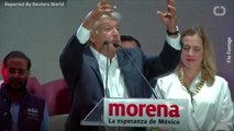 Mexico's Lopez Obrador Commits to NAFTA After Landslide Win