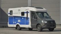 eDrive@VANs next level - Mercedes-Benz Vans präsentiert Sprinter mit Elektroantrieb und Brennstoffzelle
