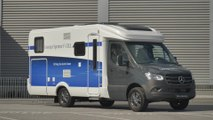 eDrive@VANs next level - Mercedes-Benz Vans presents Sprinter with electric drive and fuel cell