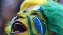 Le Belgique et le Brésil fêtent leur accession en quarts de finale du Mondial