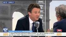 """Municipales 2020: """"Les parisiens sont mécontents"""" mais """"on ne construit pas un projet d'alternance politique sur la colère des gens"""", observe Benjamin Griveaux"""