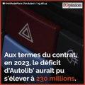 Pourquoi vous ne verrez bientôt plus d'Autolib' à Paris