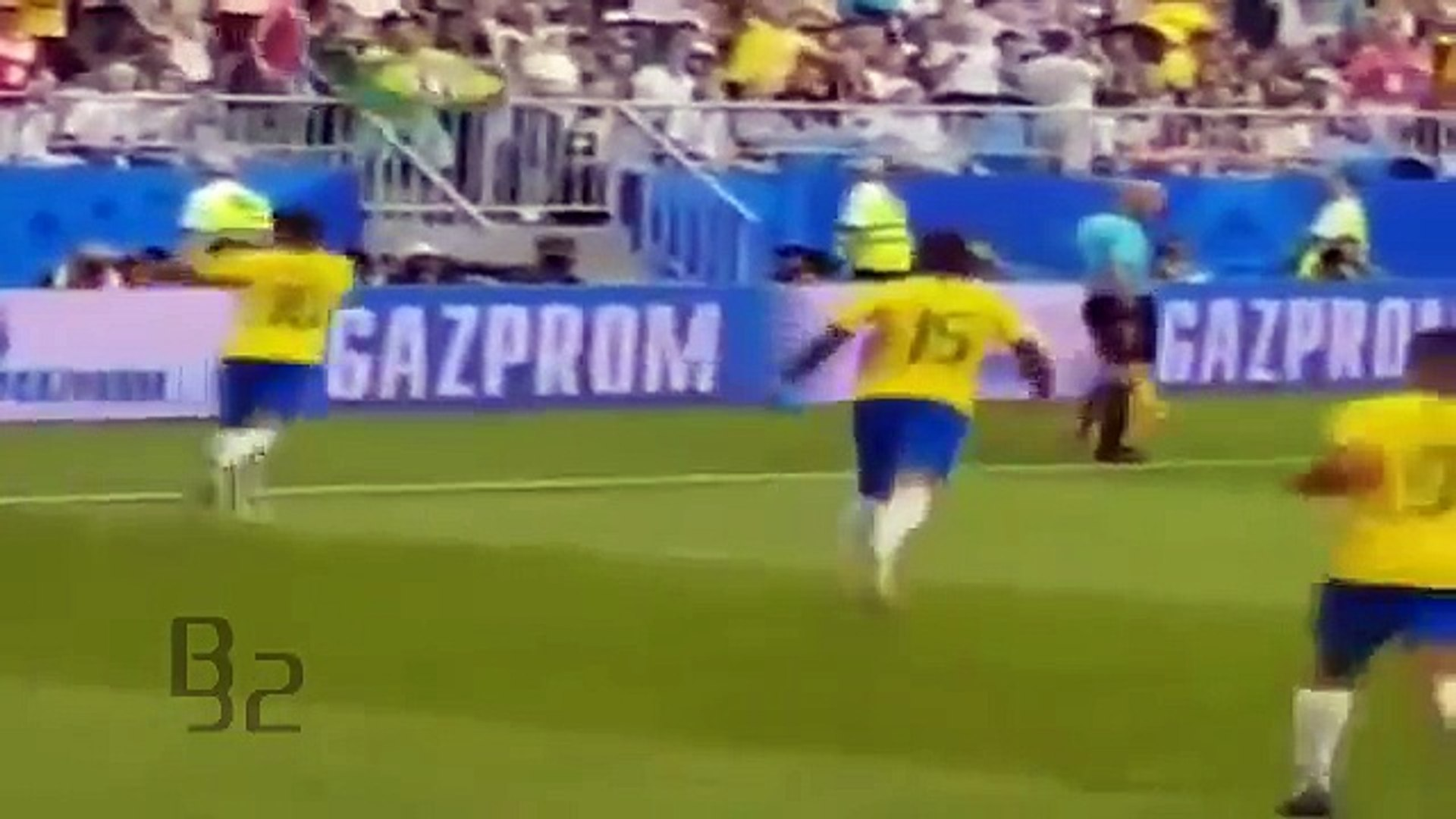 Todas as narrações - Brasil 2 x 0 México / Copa do Mundo 2018 - Oitavas de Final