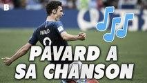 """""""Il sort de nulle part"""" : la chanson mythique sur Benjamin Pavard"""